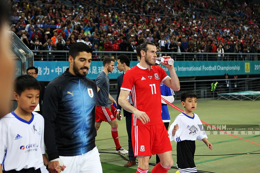 """2018""""中国杯""""落幕:卡瓦尼建功 乌拉圭1-0胜威尔士夺冠"""
