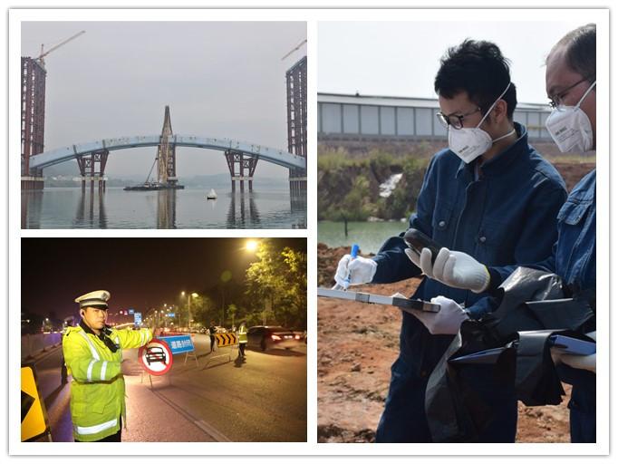 3月27日焦点图:南宁大桥3月27日零时起全封闭施工