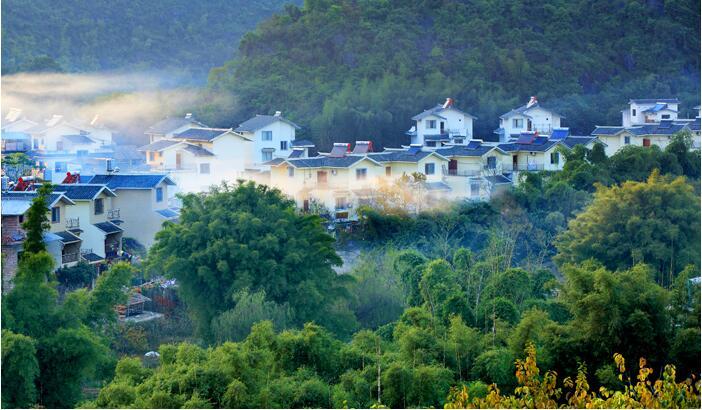 广西钟山风景图片