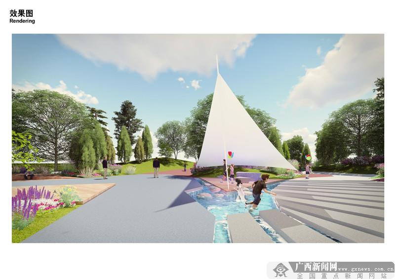 多家企业成为第十二届园博会室外展园捐建企业