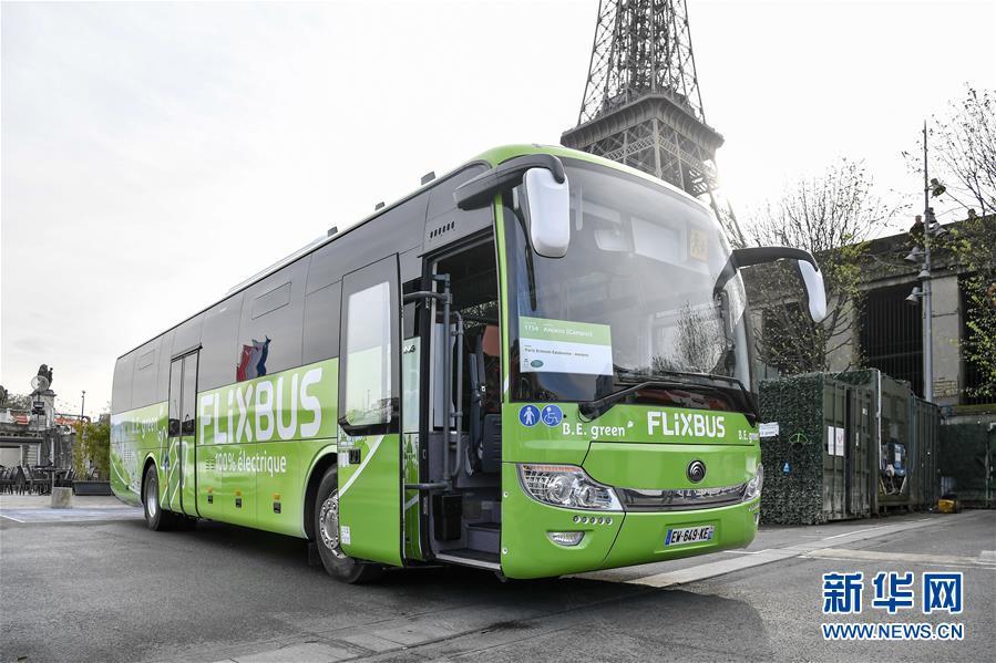 (国际)(1)中国电动客车进入法国长途客运市场