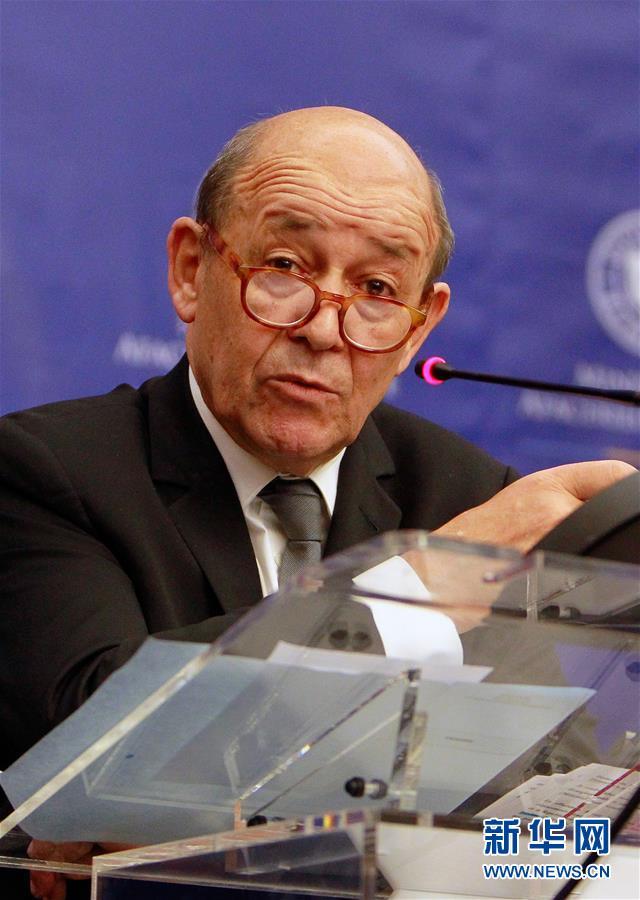 (国际)(2)法国外长说支持罗马尼亚加入申根区