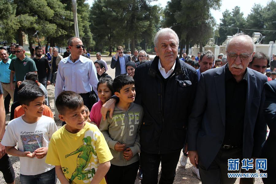 (国际)(6)欧盟说将继续帮助希腊等国应对难民问题