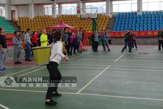 """贺州昭平县启动2018""""壮族三月三 民族体育炫""""比赛"""