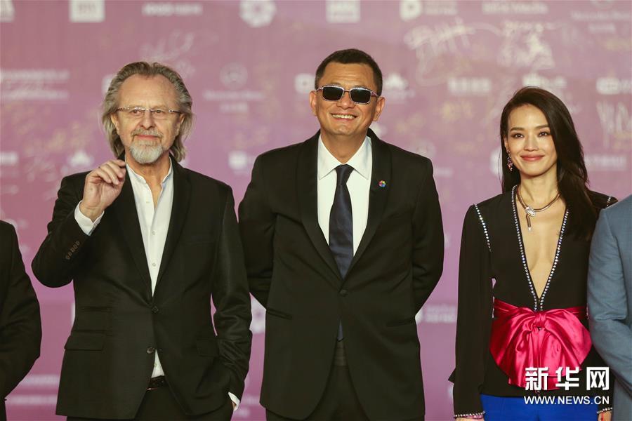(北京电影节)(13)第八届北京国际电影节开幕