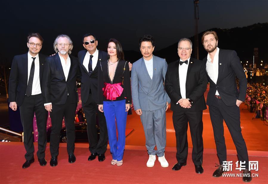 (北京电影节)(14)第八届北京国际电影节开幕