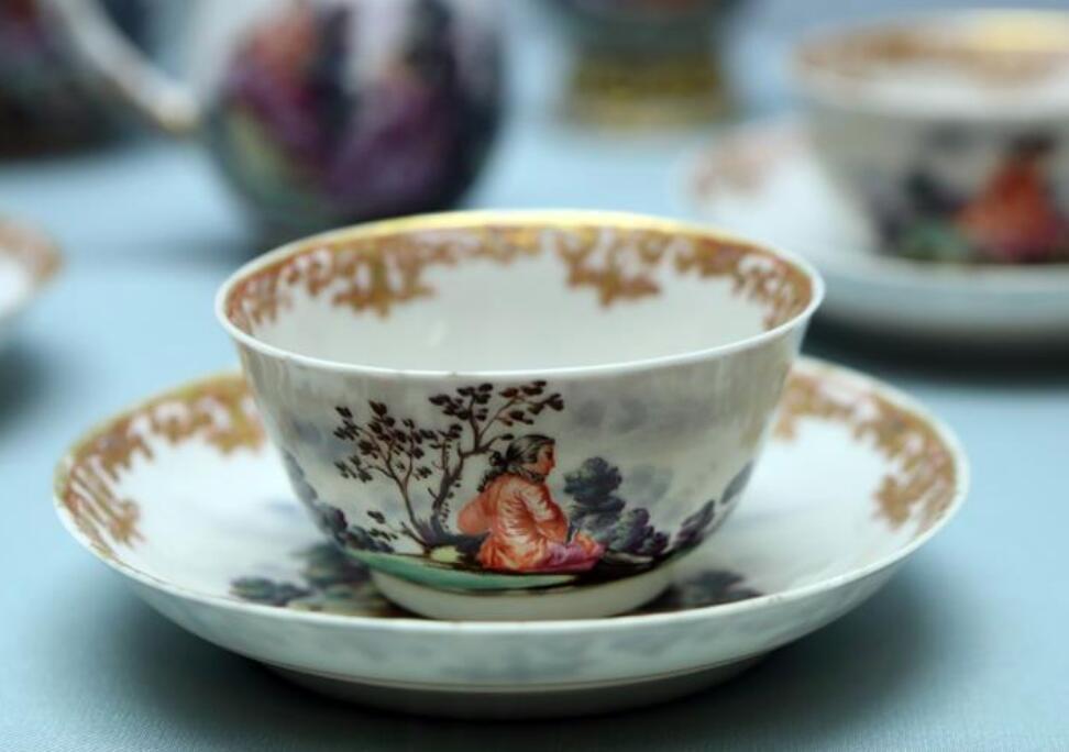 """香港将举办""""艺术背后:中国外销茶具展"""""""