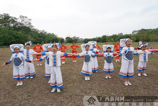 """原汁原味壮文化 横县喊你""""壮族三月三""""来狂欢"""