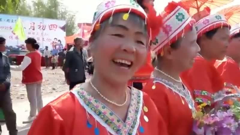 防城港――山歌表演
