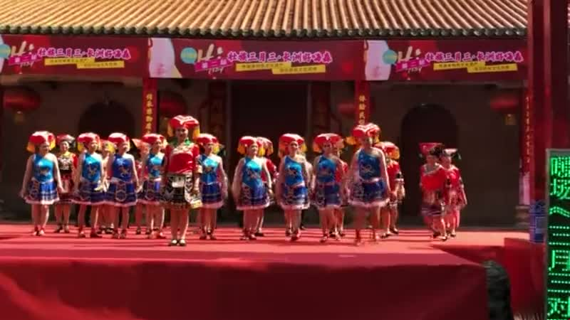 梧州――山歌表演