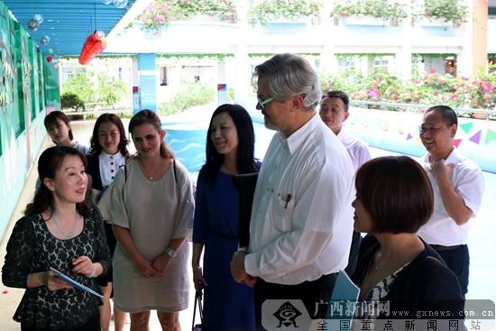 生态教育示范课进校园活动(广西站)在南宁启动