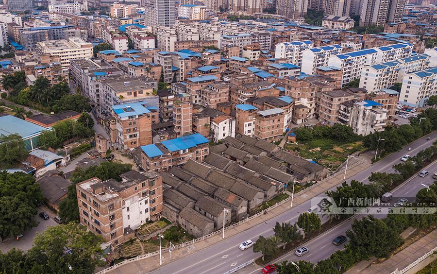 南宁300年历史建筑成廉租屋 月供百元住江景房(图)