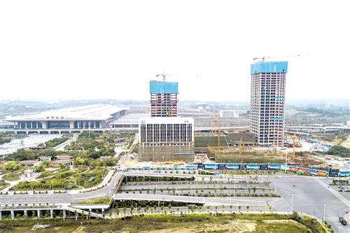 """南宁国际旅游中心""""十一""""前试运营"""