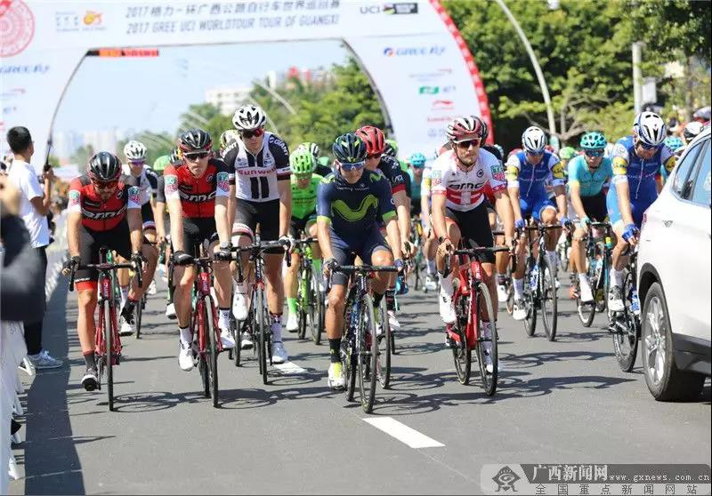 """2018""""环广西""""参赛车队级别将提升 比赛线路或调整"""