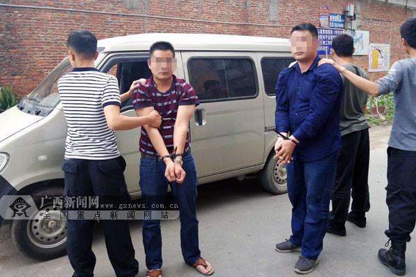 岑溪一团伙组织驾考作弊 刑拘2人禁考4人