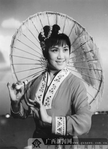 """[广西这一天]第五期:这一天,""""刘三姐""""出道实力圈粉,50多年来一直是我们的爱豆"""