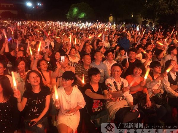 """桂林米粉文化节开幕 兴安获""""中国米粉美食之乡""""称号"""