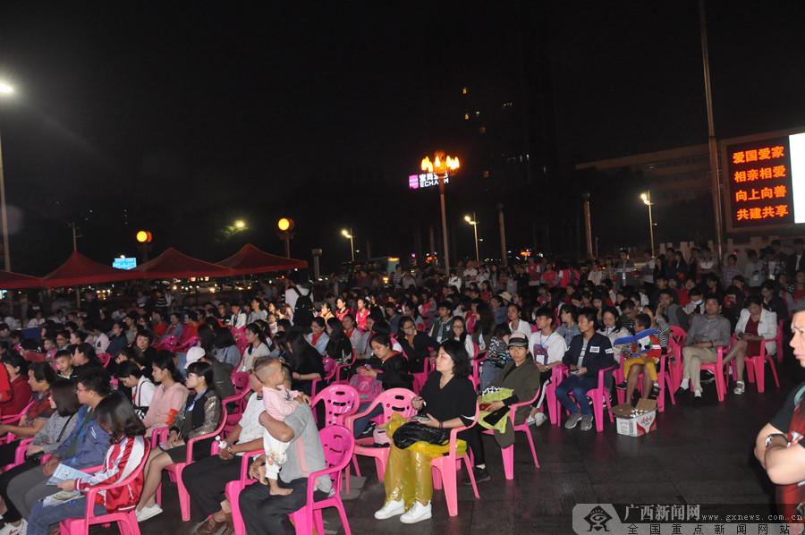 【图集】广西开展2018年全国儿童预防接种日宣传活动