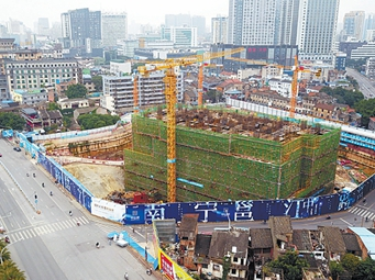南宁南环路全封闭施工 预计2020年恢复交通