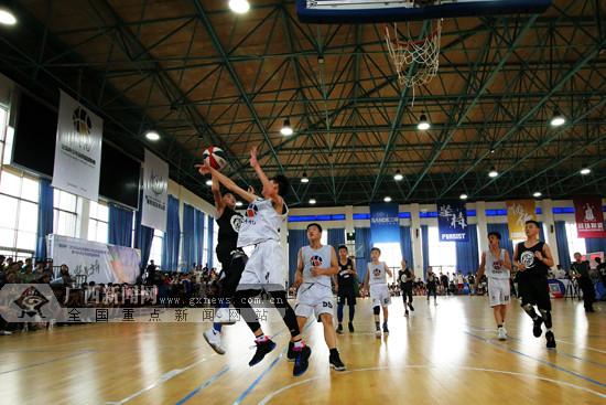 2018 CAAU全国青少年业余篮球联赛银河开户站赛事收官