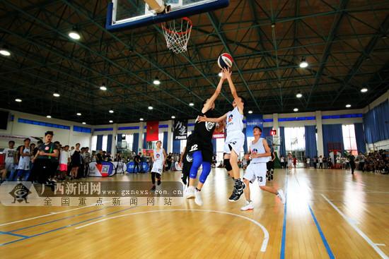 2018 CAAU全国青少年业余篮球联赛南宁站赛事收官