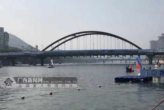 2018全国马拉松游泳赛落幕:广西2人获锦标赛资格