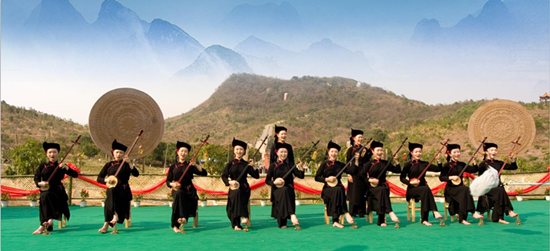 龙州天琴:壮族文化的艺术瑰宝