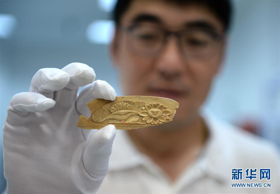 (文化)(4)西安隋唐长安城东市遗址考古发掘取得新进展