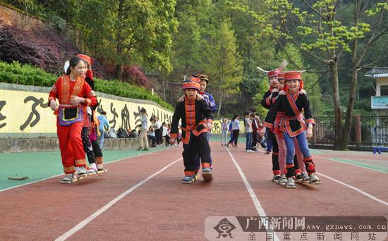 """金秀瑶族自治县民族小学获""""全国文明校园""""称号"""