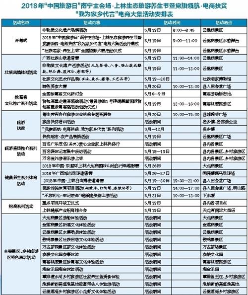北京赛车技巧大全:好戏连台活动多_上林生态旅游养生节5月19日开幕