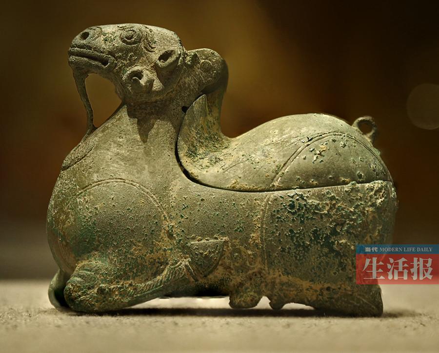 广西60年文物成果展在南宁首展 你见过几件?(组图)