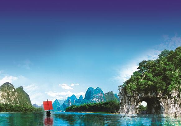 """满足游客需求 桂林跻身全国""""十大休闲旅游目的地"""""""