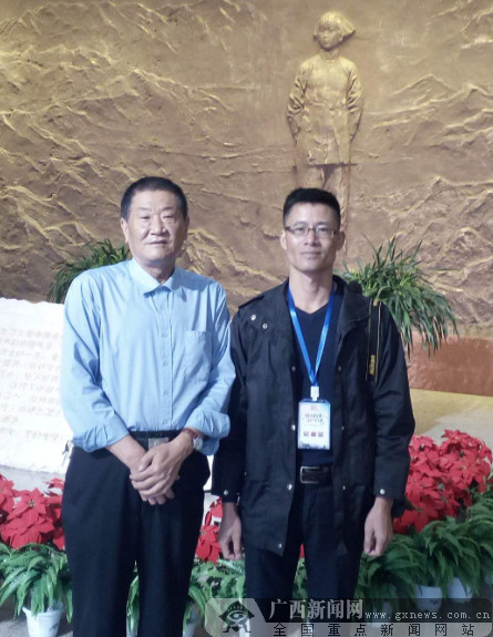 瞻仰英烈刘胡兰 倾听刘胡兰弟弟讲述姐姐的故事
