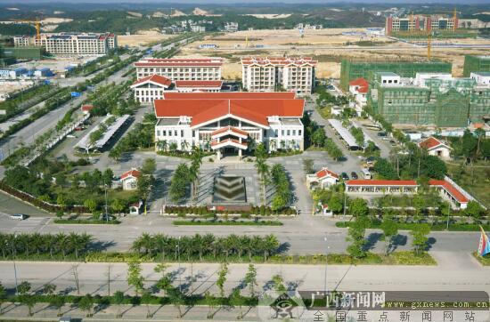 中马钦州产业园区2018年固定资产投资有望达100亿
