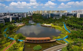 海南生态软件园:广筑良巢引凤来