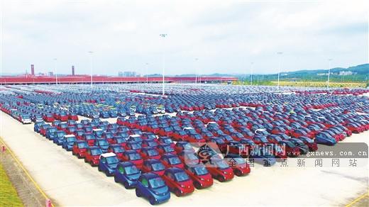 新能源汽车已成为柳州工业经济新的增长点