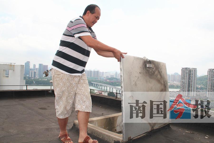 """高楼自来水有""""油漆味"""" 二次加压供水水质有保障吗"""