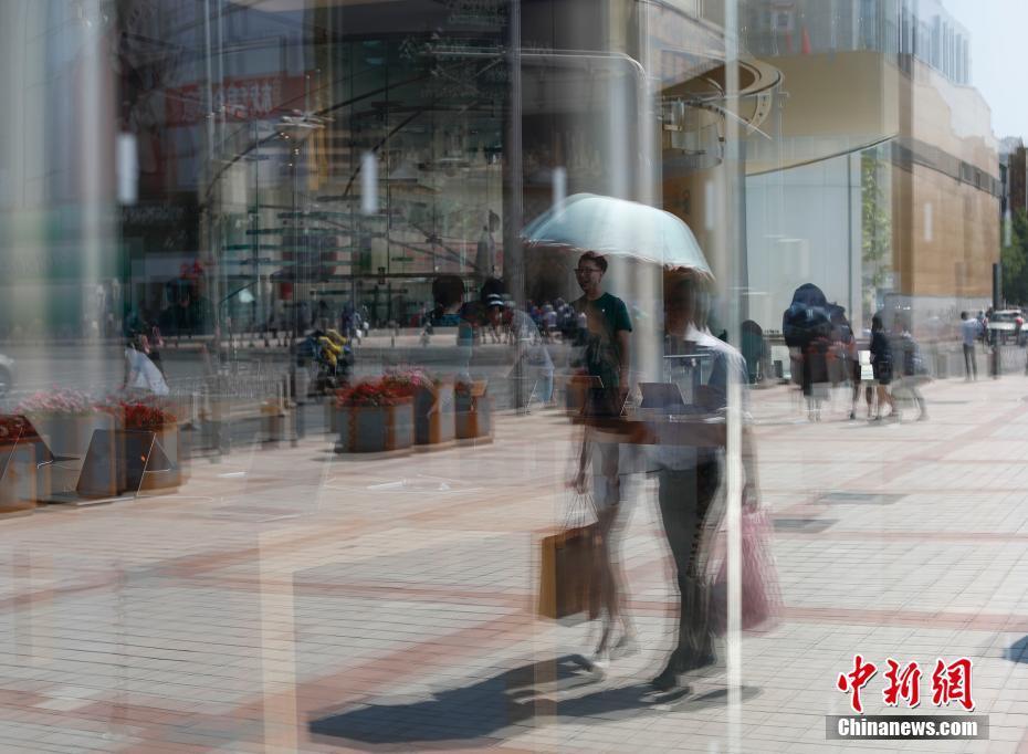 """幸运飞艇晚上几点封盘?:北京发布高温黄色预警_""""烧烤模式""""将持续多日"""