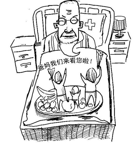 老人装病装健康症结在哪里?专家:儿女要多些关心