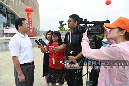 """2018年全区""""安全生产月""""在贺州正式启动"""