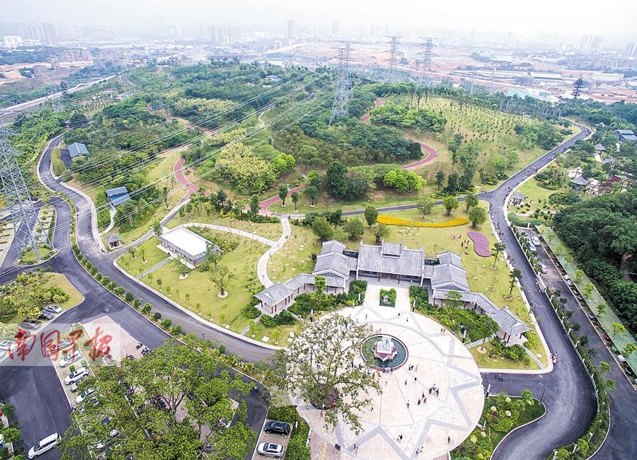 6月2日焦点图:南宁江南公园开门迎客