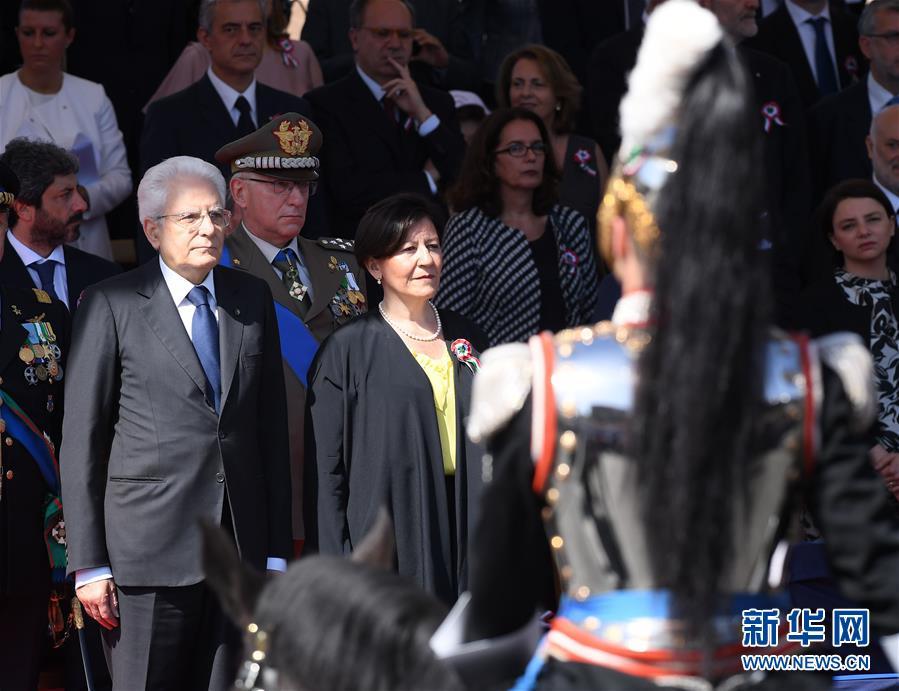(国际)(2)意大利庆祝共和国日
