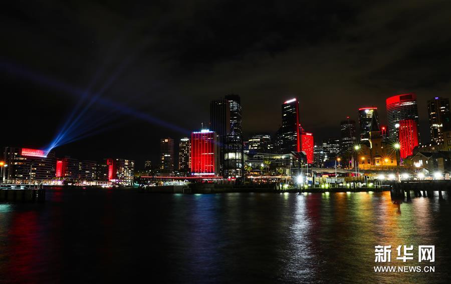 (国际)(1)缤纷悉尼灯光音乐节