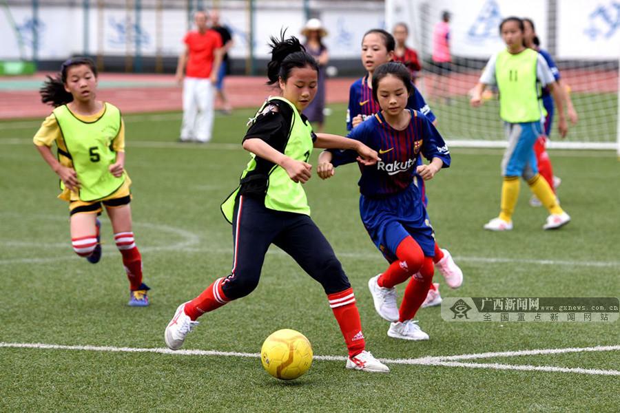 桂林市秀峰区第二届小学生足球赛顺利收官