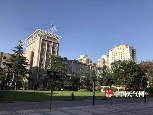 北京赛车走势图教程:本周高考高温做客北京三天_周四起气温回落至31℃