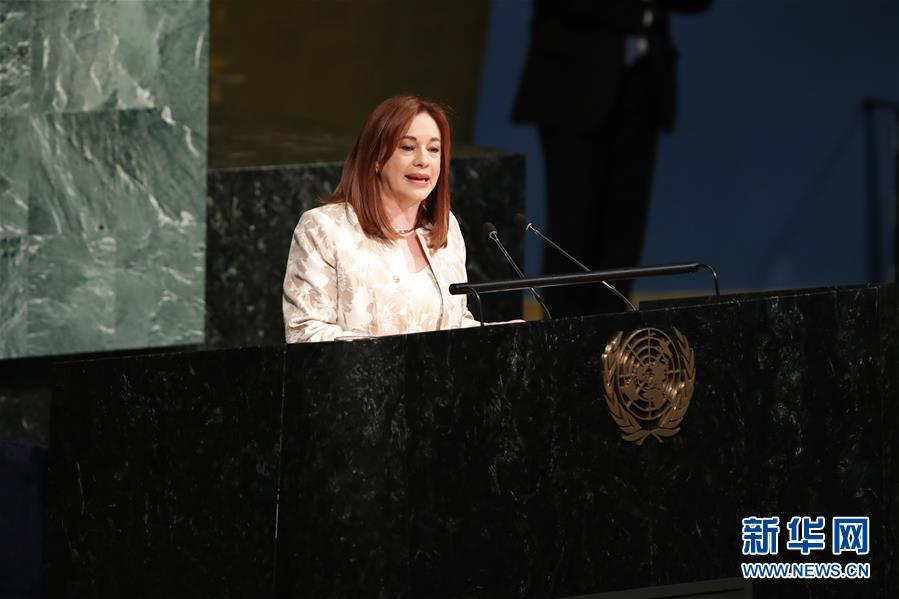 (国际)(4)厄瓜多尔外长当选第73届联合国大会主席
