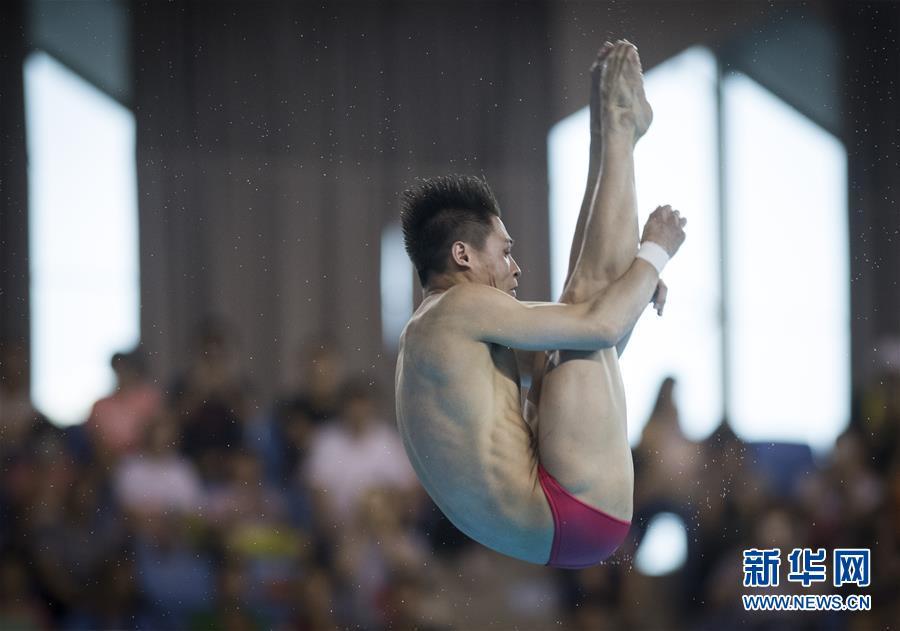 (体育)(3)跳水――世界杯:男子十米跳台赛况