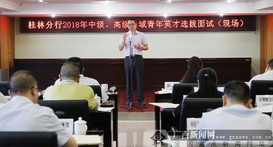 农行桂林分行公开选拔县域中高级英才