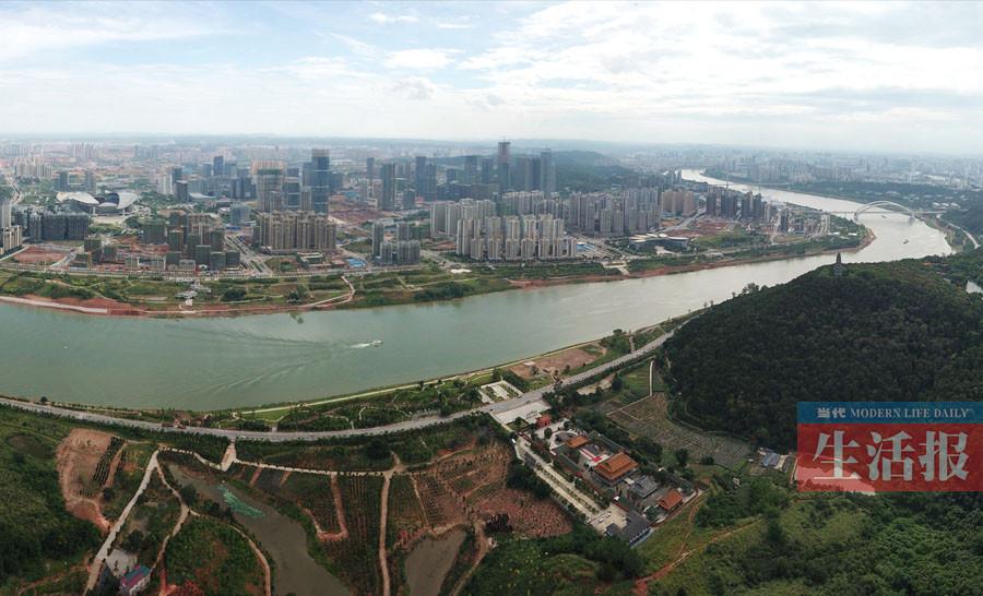 2018年南宁龙舟赛将在邕江孔庙段附近水域举行