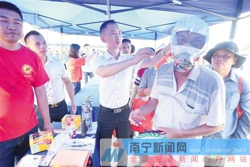 安全生产月南宁将开展道路交通消防安全等专项整治